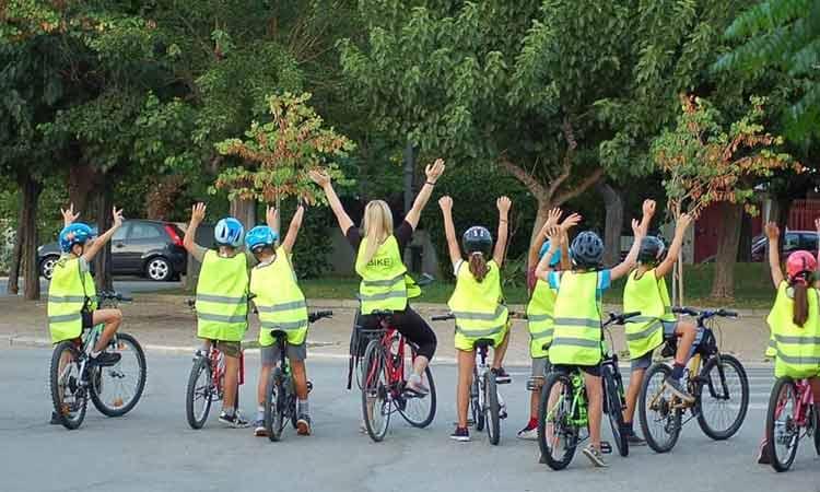 Στον Δήμο Φιλοθέης-Ψυχικού ποδηλάτησαν με ασφάλεια τον Οκτώβριο