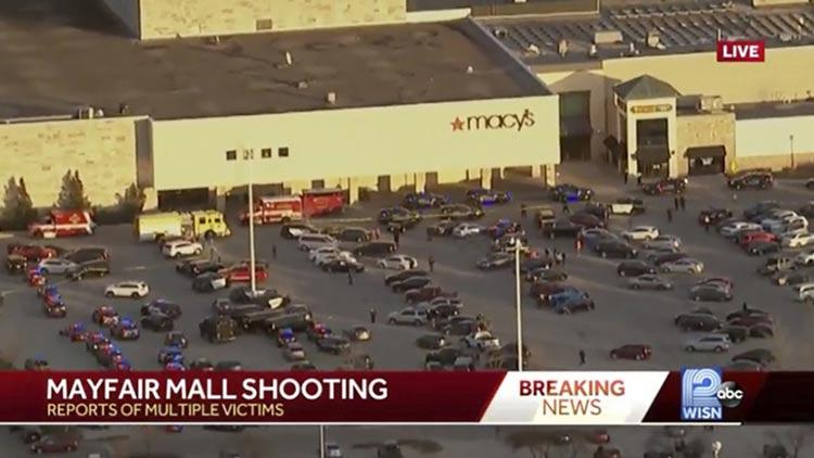 ΗΠΑ: Οκτώ τραυματίες από πυροβολισμούς μέσα σε εμπορικό κέντρο κοντά στο Μιλγουόκι