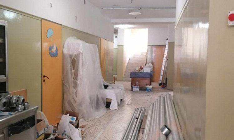 Συνεχίζει τις εργασίες σε παιδικούς και βρεφονηπιακούς σταθμούς ο ΔΟΚΜΕΠΑ Παπάγου-Χολαργού