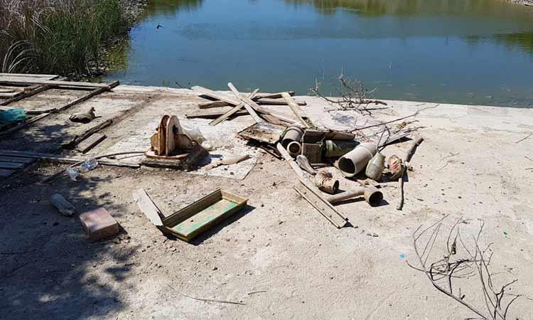 Δύναμη Ζωής: 15 μήνες εγκατάλειψης του πάρκου Τρίτση από τη διοίκηση της Περιφέρειας Αττικής