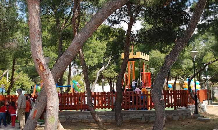 Κλείνουν οι παιδικές χαρές στον Δήμο Πεντέλης