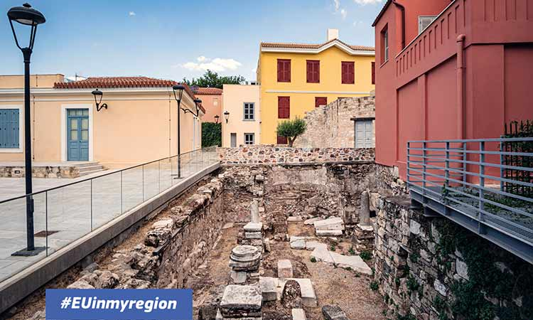 Αποδίδεται στο κοινό το Μουσείο Νεότερου Ελληνικού Πολιτισμού