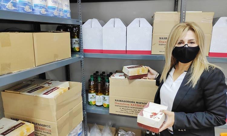 Νέες προσφορές για τους ωφελούμενους του Κοινωνικού Παντοπωλείου Δήμου Λυκόβρυσης-Πεύκης