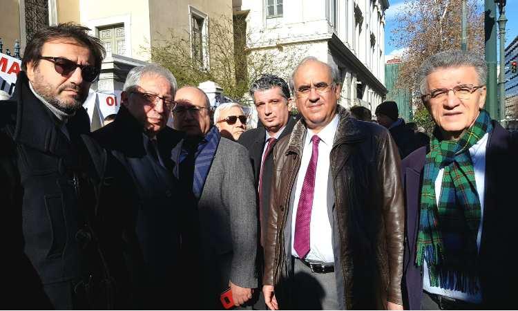 Γ. Θεοδωρακόπουλος για μη μεταφορά καζίνο στο Μαρούσι: Ο αγώνας είναι χαμένος μόνο όταν δεν δίνεται