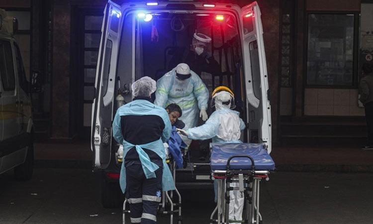 Xάος στην Πορτογαλία λόγω κορωνοϊού – Για κατάσταση πολέμου κάνουν λόγο οι γιατροί