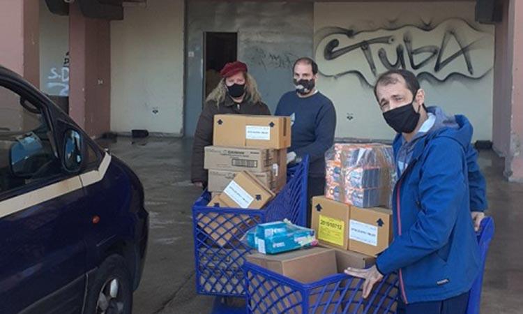 Δωρεά φαρμάκων από την Περιφέρεια Αττικής έλαβε ο Δήμος Παπάγου-Χολαργού