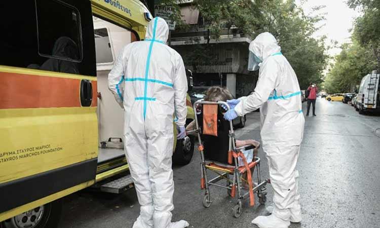 Συναγερμός στο Ηράκλειο Αττικής: Πάνω από 10 κρούσματα κορωνοϊού σε γηροκομείο