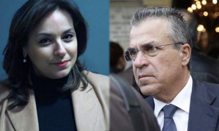 Στα δικαστήρια Β. Αρσένη-Λάμπρου και Αργ. Ντινόπουλος