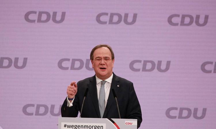 Νέος πρόεδρος του CDU και διάδοχος της Μέρκελ ο Άρμιν Λάσετ