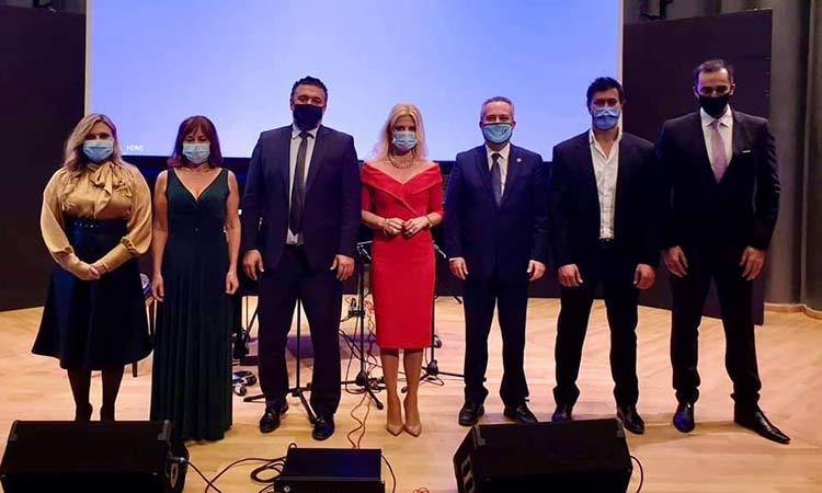 Με πλήθος εκπροσώπων η διαδικτυακή κοπή της πρωτοχρονιάτικης πίτας του Δικτύου SDG 17 Greece