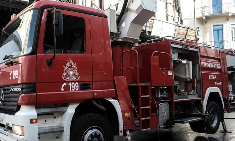 Τραγωδία στη Μεταμόρφωση: Νεκρός ηλικιωμένος σε πυρκαγιά
