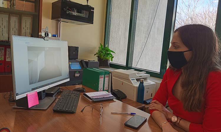 Η στήριξη της τοπικής επιχειρηματικότητας απασχόλησε την αντιδήμαρχο Μεταμόρφωσης Δ. Σκοπελίτη και τον αντιπρόεδρο ΕΕΑ