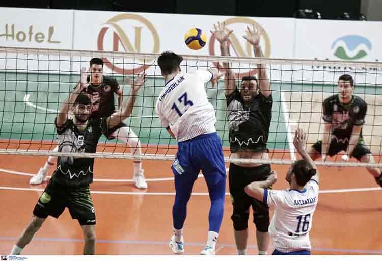 Volley League: Νίκη στο «τάι μπρέικ» με ανατροπή για την Κηφισιά επί του Μίλωνα