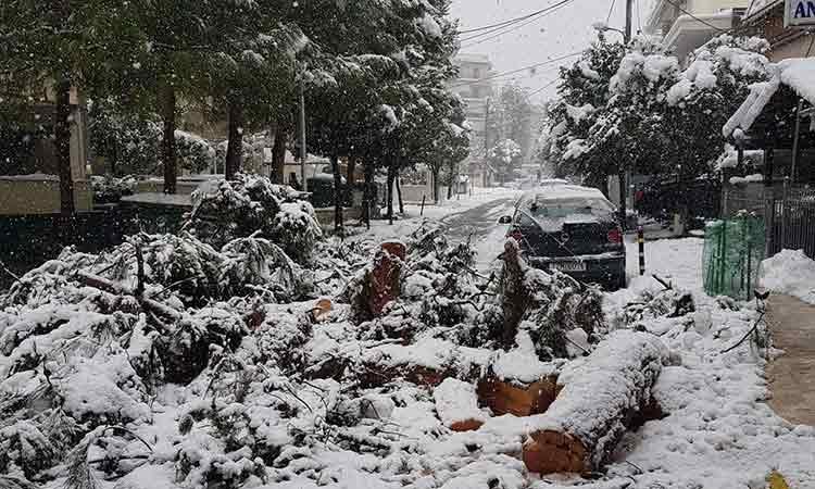 Κόκκινη Ρωγμή στο Ηράκλειο: Δεν φταίει η χιονόπτωση… αλλά οι περικοπές και οι ιδιωτικοποιήσεις κυβέρνησης και T.A.