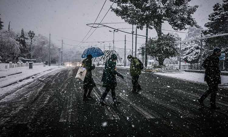 «Μήδεια» – Αττική: Διακοπές ρεύματος σε 29 περιοχές – Προβλήματα και στην ύδρευση