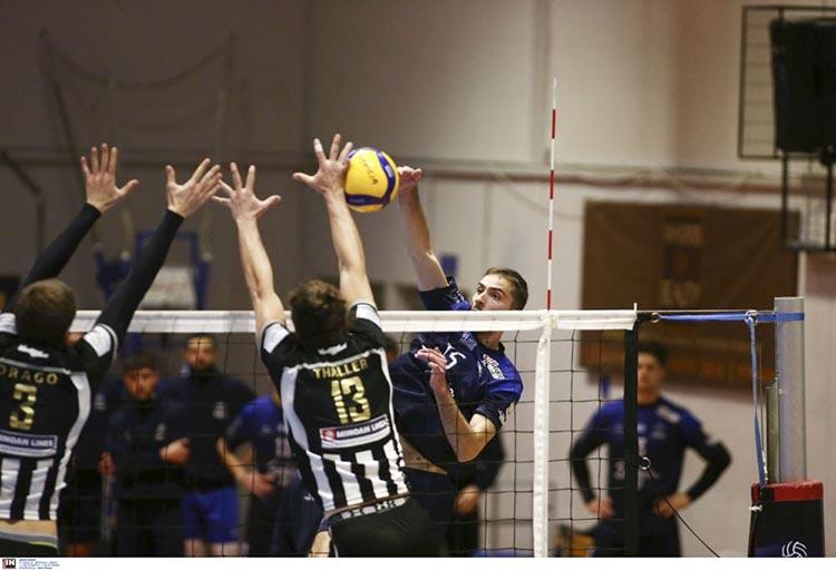 Volley League: Ήττα στο τάι μπρέικ για την Κηφισιά από τον ΟΦΗ στο Ζηρίνειο