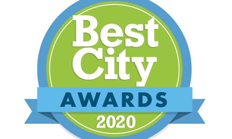 Δεύτερη θέση για τον Δήμο Μεταμόρφωσης στα Best City Awards 2020
