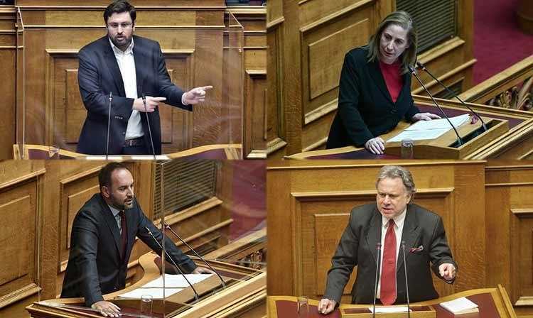 Ερώτηση βουλευτών ΣΥΡΙΖΑ-Π.Σ. για την ενίσχυση εργαζομένων και ευάλωτων ομάδων στον Βόρειο Τομέα Αθηνών εν μέσω πανδημίας