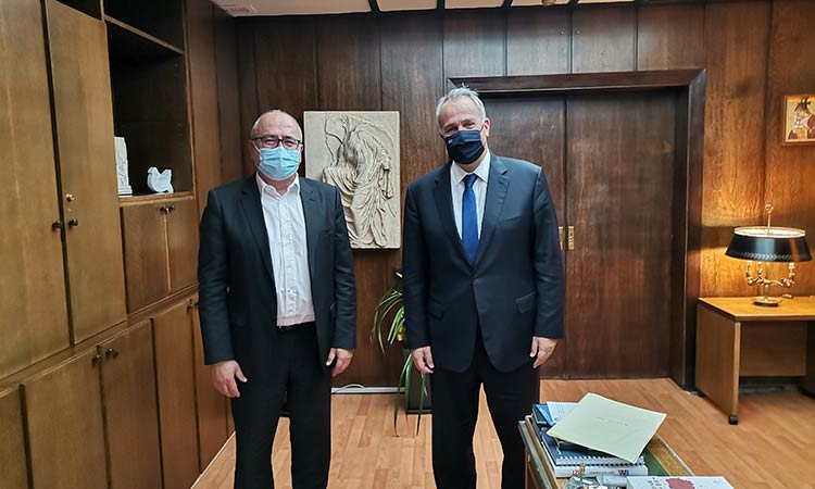 Την ενίσχυση των πληγεισών από την Covid επιχειρήσεων ζήτησε ο δήμαρχος Ηρακλείου Αττικής από τον υπ. Εσωτερικών