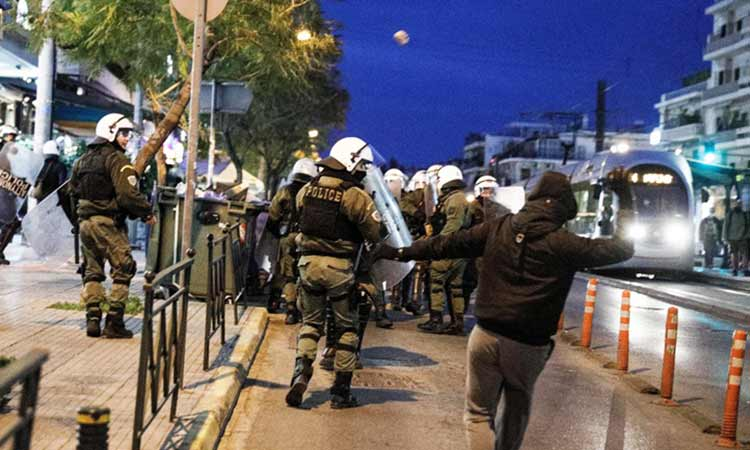 Εκτός ορίων η βία των αστυνομικών δυνάμεων
