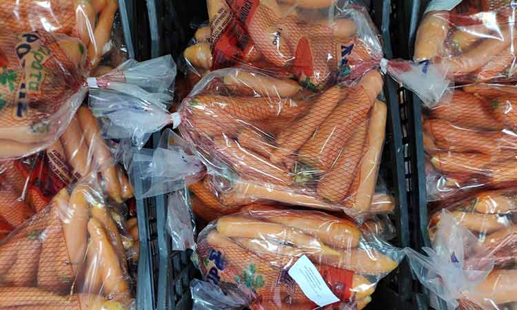 142 δικαιούχοι ΤΕΒΑ έλαβαν τρόφιμα από τον Δήμο Λυκόβρυσης-Πεύκης τον Φεβρουάριο
