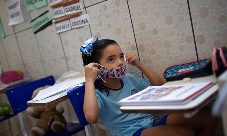 Κορωνοϊός: Κάθε παιδί έχασε 74 ημέρες μαθημάτων