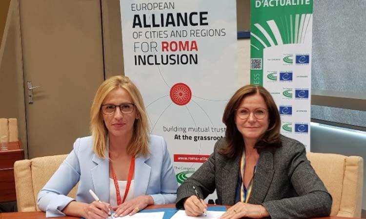 Δύναμη Ζωής: Εμείς στηρίξαμε με πράξεις και έργα τους Ρομά