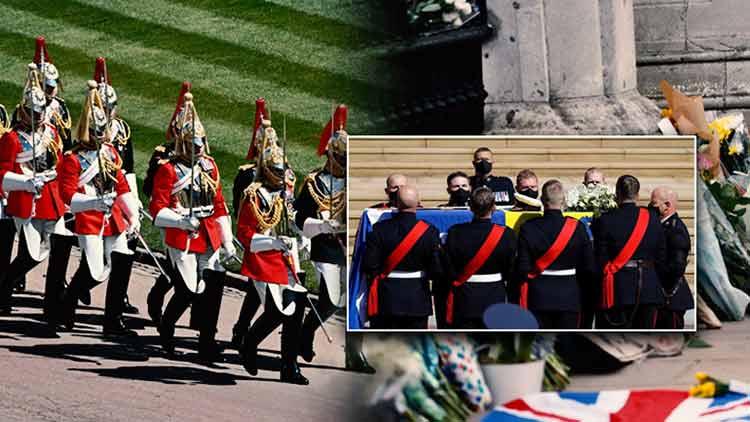 Κηδεύτηκε ο Πρίγκιπας Φίλιππος