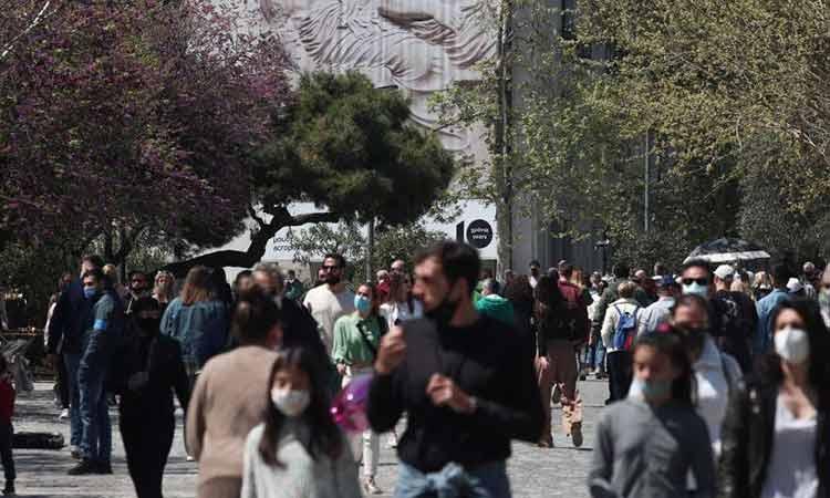 Κορωνοϊός – Μ. Παγώνη: Σχετική ανοσία στα τέλη Ιουνίου – Καλοκαίρι με μάσκες και… αποστάσεις