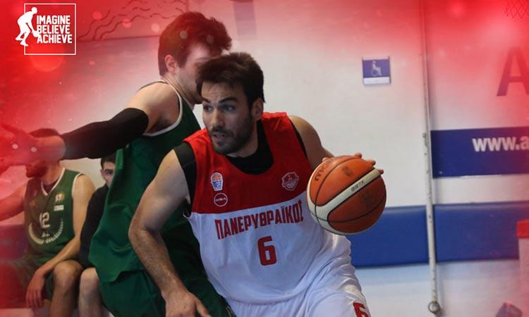 Α2 μπάσκετ ανδρών: Νίκη του Πανερυθραϊκού, περιπετειώδης ήττα του Ψυχικού στην 7η αγωνιστική