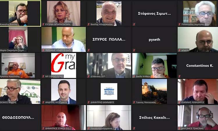 Γ. Πατούλης: Οι εθελοντικές οργανώσεις αποτελούν ισχυρούς συμμάχους της Περιφέρειας Αττικής στην Πολιτική Προστασία