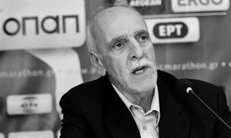 Συλλυπητήρια Γ. Πατούλη για τον θάνατο του Β. Σεβαστή, πρώην προέδρου του ΣΕΓΑΣ