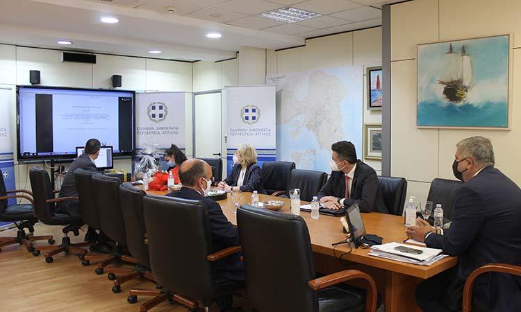 98,9 εκατ. ευρώ από την Ευρωπαϊκή Επιτροπή για το έργο «Συλλογή, επεξεργασία αστικών λυμάτων Δήμου Μαραθώνος»