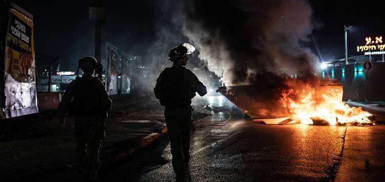 Αιματηρές συγκρούσεις σε Ισραήλ και Παλαιστίνη – 16 παιδιά νεκρά