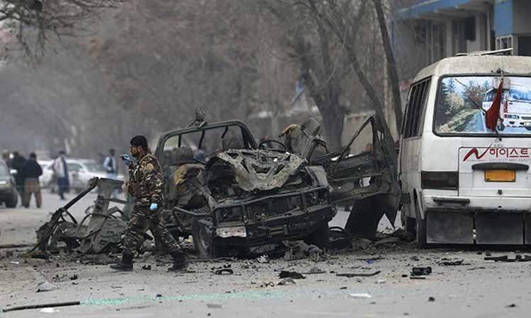 Αφγανιστάν: Τουλάχιστον 10 νεκροί και δεκάδες τραυματίες από έκρηξη στην Καμπούλ