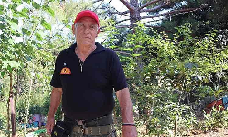 Έφυγε από τη ζωή ο ακάματος «φρουρός της Ρεματιάς» Γιάννης Κεφαλληνός
