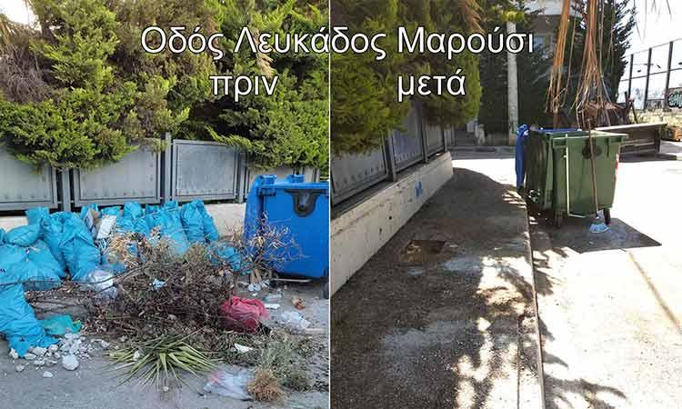 Θ. Αμπατζόγλου: Οι παραβάτες του κανονισμού καθαριότητας θα τιμωρούνται αναλόγως