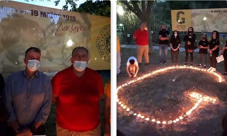 Ξ. Μανιατογιάννης: Χρέος μας να διατηρούμε τη μνήμη της Γενοκτονίας των Ελλήνων του Πόντου ζωντανή