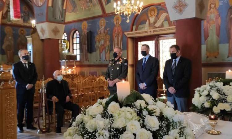 Μνημόσυνα υπέρ του Ι. Τσούνη και του Κ. Παπαδογεωργόπουλου στον Παπάγου