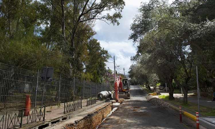Σε ποιες οδούς συνεχίζονται οι εργασίες ομβρίων στην Κοινότητα Παπάγου