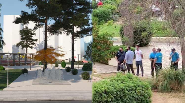 Γ. Σταθόπουλος: Πλήρης η απραξία Ζορμπά στην πλατεία Άη Γιάννη
