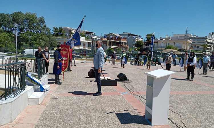 Ο Δήμος Μεταμόρφωσης τίμησε τη μνήμη των εκλιπόντων της Γενοκτονίας των Ελλήνων του Πόντου και της Μάχης της Κρήτης