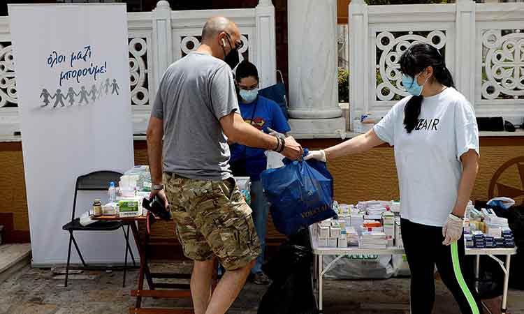 Σημαντική ανταπόκριση των πολιτών που συγκέντρωσαν φάρμακα για το Ιατρείο Κοινωνικής Αποστολής
