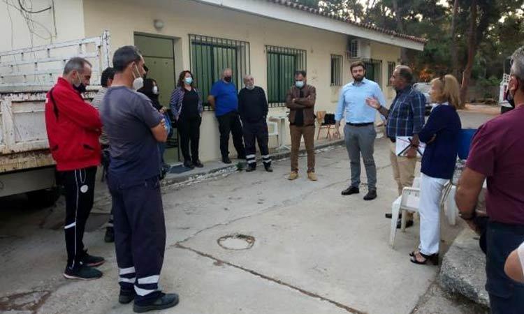 Δράσεις της ΝΕΒΑ ΣΥΡΙΖΑ-Π.Σ. κατά του εργασιακού νομοσχεδίου της κυβέρνησης