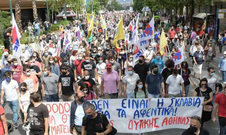 ΣΕΠΕ «Γ. Σεφέρης»: Κλιμακώνουμε τον αγώνα για να ζήσουν οι εργαζόμενοι όπως αξίζει στον 21ο αιώνα