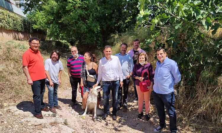 Στο ρέμα Σαπφούς γιόρτασαν την Παγκόσμια Ημέρα Περιβάλλοντος μέλη της παράταξης Ενωμένο Μαρούσι