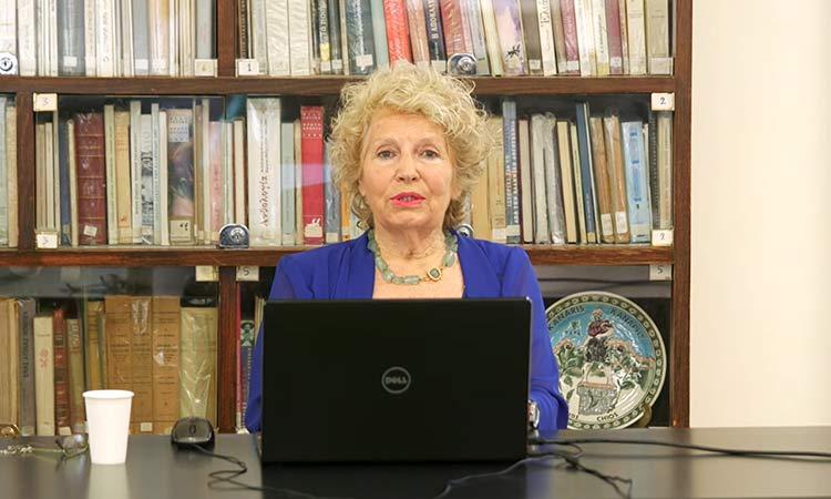 Διαδικτυακή ομιλία για τη Μαντώ Μαυρογένους από το Ελεύθερο Πανεπιστήμιο Δήμου Κηφισιάς