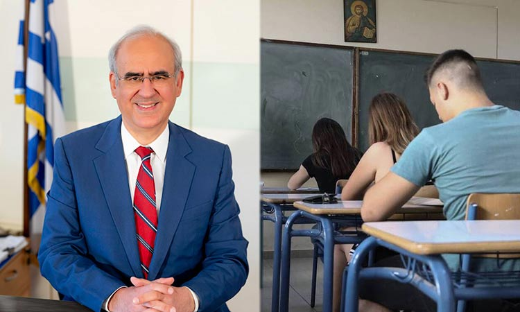 «Καλή δύναμη και καλή επιτυχία» εύχεται το Γ. Θωμάκος στους υποψηφίους των πανελλαδικών