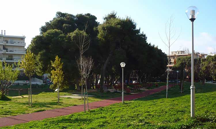 Δενδροφύτευση στο πάρκο ΤΥΠΕΤ στις 6/6 οργανώνει η παράταξη Νέα Πνοή για τα Βριλήσσια