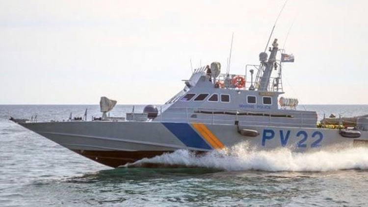 Τουρκική ακταιωρός άνοιξε πυρ και ανάγκασε σκάφος της Κύπρου να αποσυρθεί